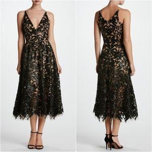 Dress the Population Blair Sequin Lace Fit